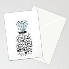 I GOTTA BIG DIAMOND  Stationery Cards