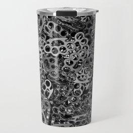 Knuckle dusters Travel Mug