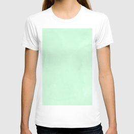 Sea Green Watercolor T-shirt