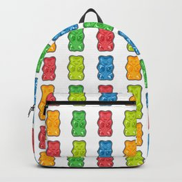 Rainbow Gummy Bears Backpack
