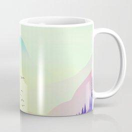 Misty Mountain Coffee Mug