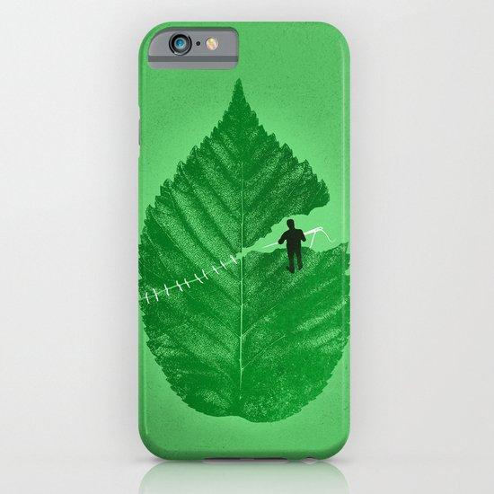 Loose Leaf iPhone & iPod Case