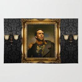 Nicolas Cage - replaceface Rug