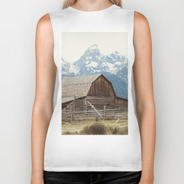 A Rocky Mountain Adventure - The Grand Tetons Biker Tank