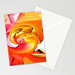 colors feeling Stationery Cards