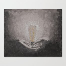 The light within 3 Canvas Print