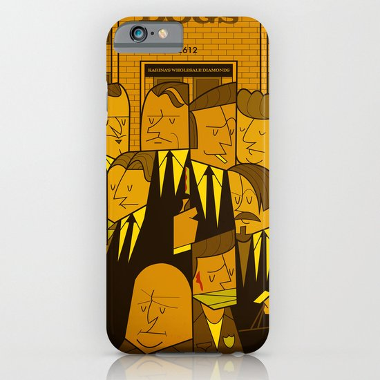 Reservoir Dogs iPhone & iPod Case