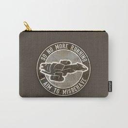 Misbehave Badge V2 Tasche