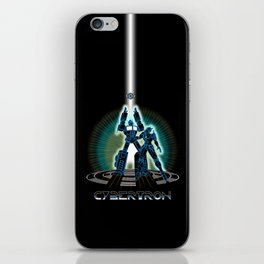 CyberTRON (G1 Optimus Prime Transformers TRON)  iPhone Skin