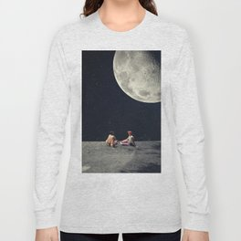 I Gave You the Moon for a Smile Long Sleeve T-shirt