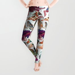 Reverse Mermaids Leggings