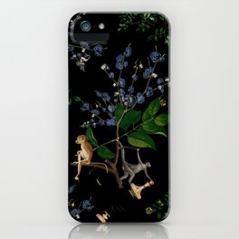 Monkey World: Apy and Vinnie iPhone Case
