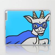 The Mighty Flash Goat Laptop & iPad Skin