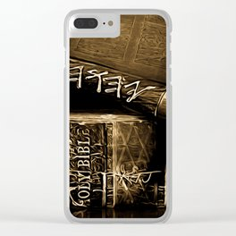 Sword of Truth 02-02 Clear iPhone Case