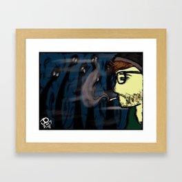 Atrophy Framed Art Print