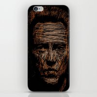 christopher walken iPhone & iPod Skins featuring Walken by Blake Byers