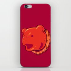 Bear prize iPhone & iPod Skin