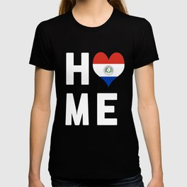 Paraguay Is My Home Shirt T-shirt