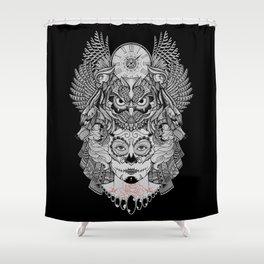 The Eldest Daughter II  Shower Curtain