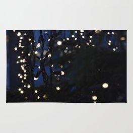 Tree Lights Rug