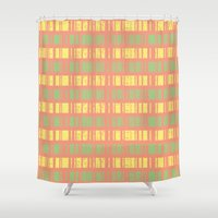 grunge Shower Curtains featuring Grunge by C Designz