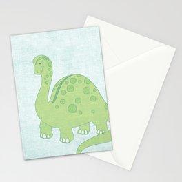 Deeno the Dino Stationery Cards