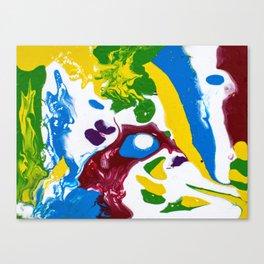 Lurking Envy Canvas Print