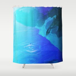 Club Med Shower Curtain