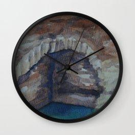 Alcazaba Cistern WC151209k-14 Wall Clock