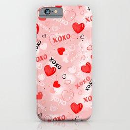 Love Always2 iPhone Case