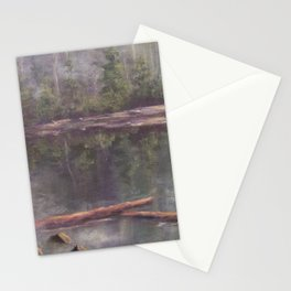 Quiet Reflections AC120811a Stationery Cards