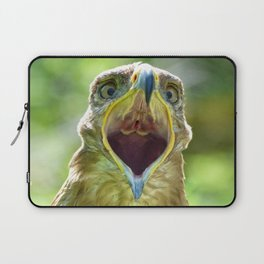 Screaming Steppe Eagle Laptop Sleeve