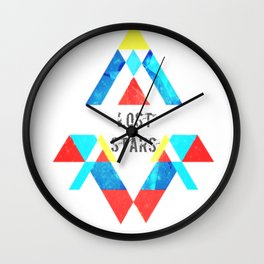 Are we all lost star ? Wall Clock