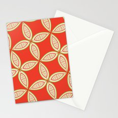Christmas Tapestry: Red Stationery Cards