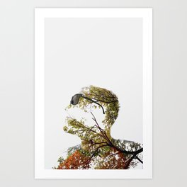"""Mr. Branchy"" Art Print"