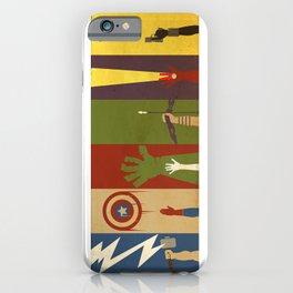 Assemble iPhone Case