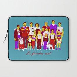LA FAMILIA REAL Laptop Sleeve