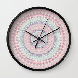 Mandala 602 Wall Clock