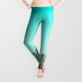 Candy fences Leggings
