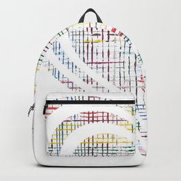 The System - heart Backpack