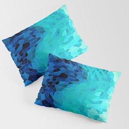 INVITE TO BLUE Pillow Sham