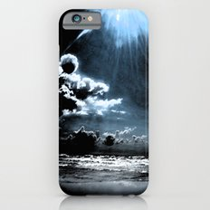 painted beach iPhone 6s Slim Case