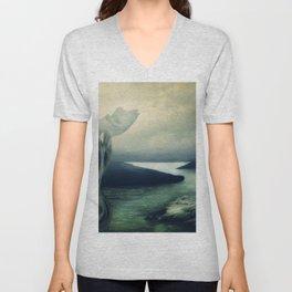 Fantasie landscape Unisex V-Neck