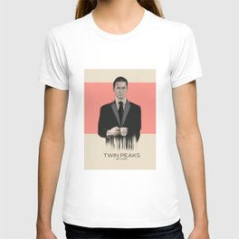 """Set of posters:""""TWIN PEAKS"""" T-shirt"""