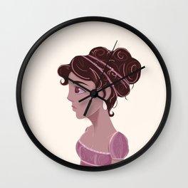Miss Campbell Wall Clock