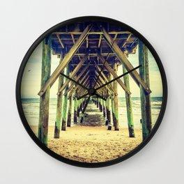 Pierspective Wall Clock