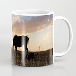 The Girls and a Dog Coffee Mug