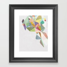 Graphic 201 Framed Art Print
