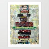 Inspiration Forever Arising Art Print