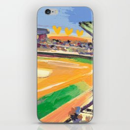 LSU Softball iPhone Skin